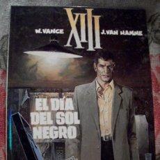Cómics: EL DIA DEL SOL NEGRO. Lote 28462871