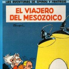 Cómics: SPIROU Y FANTASIO - Nº 11 - EL VIAJERO DEL MESOZOICO - ED. GRIJALBO 1983 - TAPA DURA - COMO NUEVO.. Lote 28541962