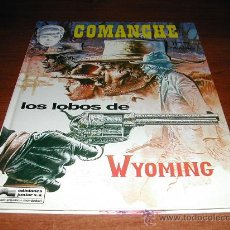 Cómics: COMANCHE Nº 3 LOS LOBOS DE WYOMING (HERMANN GREG) ED. JUNIOR. REF: (JC). Lote 28706328