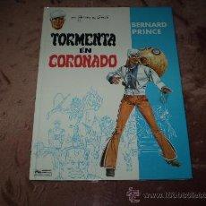 Cómics: BERNARD PRINCE Nº 2 – TORMENTA EN CORONADO HERMANN – GREG GRIJALBO. Lote 28817228