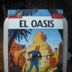 Cómics: EL OASIS LEFRANC Nº 7 EDITORIAL GRIJALBO 1987 EN Y MUY DIFICIL . Lote 28972260