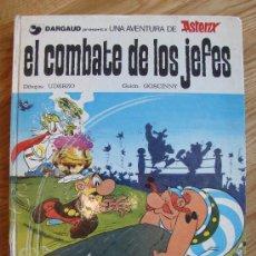 Cómics: ASTERIX. EL COMBATE DE LOS JEFES. Lote 29031763