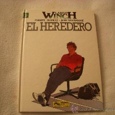 Cómics: LARGO WINCH Nº 1,