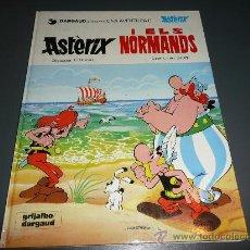 Cómics: ASTERIX I ELS NORMANDS - GRIJALBO/DARGAUD 1984 UDERZO/GOSCINNY. Lote 29278524