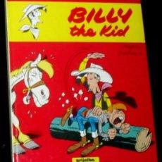 Comics : LUCKY LUKE Nº 14 BILLY THE KID 1º EDICION 1971 GRIJALBO EDICIONES JUNIOR. Lote 29302523