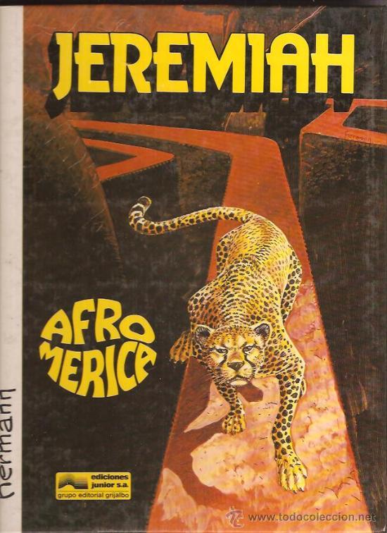 JEREMIAH 7 (Tebeos y Comics - Grijalbo - Jeremiah)