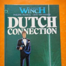 Cómics - LARGO WINCH Nº 6 DUTCH CONNECTION . GRIJALBO - JUNIOR . NUEVO ! - 29435819