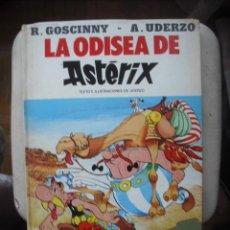 Cómics: LA ODISEA DE ASTERIX DE R. GOSCINNY - A.UDERZO . Lote 29437579