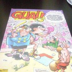 Cómics: GUAI! Nº 46 GRIJALBO 1987 RAF IBANEZ FRANQUIN . Lote 29486306