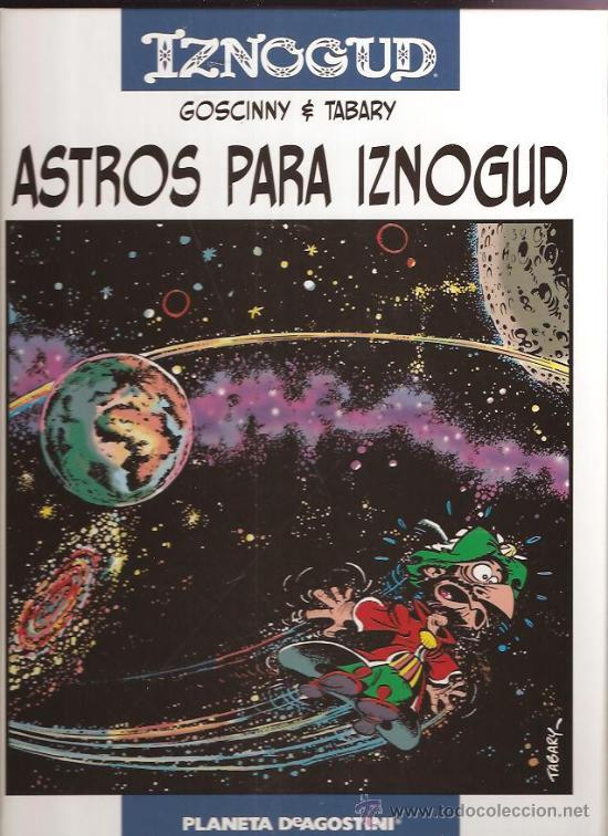 IZNOGUD ASTROS PARA IZNOGUD (Tebeos y Comics - Grijalbo - Iznogoud)