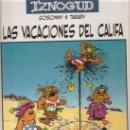 Cómics: IZNOGUD LAS VACACIONES DEL CALIFA. Lote 38505763