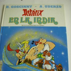 Cómics: ASTERIX EN LA INDIA, EDICION 1988. Lote 29564898