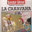 Cómics: LUCKY LUKE LA CARAVANA. Lote 32241468
