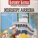 Cómics: LUCKY LUKE MISISIPI ARRIBA. Lote 29584583