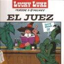 Cómics: LUCKY LUKE EL JUEZ. Lote 29584604