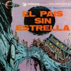 Cómics: VALERIAN - Nº 2 - EL PAÍS SIN ESTRELLAS - MEZIERES Y CHRISTIN - TAPA DURA - JUNIOR-GRIJALBO 1978. Lote 29626334