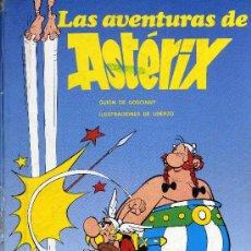 Cómics: TOMO Nº 1 LAS AVENTURAS DE ASTERIX - GOSCINNY / UDERZO - GRIJALBO / DARGAUD. Lote 222175092