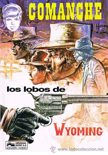 Cómics: LOS LOBOS DE WYOMING - Foto 2 - 29740009