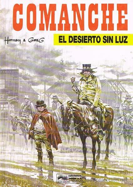 Cómics: EL DESIERTO SIN LUZ - Foto 3 - 29740009
