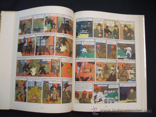 Cómics: LAS AVENTURAS DE BLAKE Y MORTIMER - EL MISTERIO DE LA GRAN PIRAMIDE - PRIMERA PARTE - EDIC. JUNIOR - - Foto 7 - 29751709