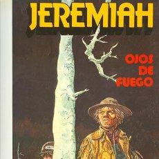 Cómics: JEREMIAH 4 - OJOS DE FUEGO - HERMANN - JUNIOR GRIJALBO. Lote 29974790