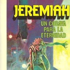 Cómics: JEREMIAH 5 - UNA COBAYA PARA LA ETERNIDAD - HERMANN - JUNIOR GRIJALBO. Lote 29974801