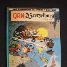Cómics: LAS AVENTURAS DE SPIROU Y FANTASIO - QRN EN BRETZELBURG - EDICIONES JUNIOR - 1985 - LEER INT. . Lote 29999516