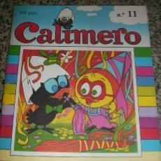 Cómics: CALIMERO - Nº 11 - EDICIONES JUNIOR - GRIJALBO - ESPAÑA. Lote 30045425