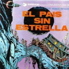 Cómics: VALERIAN AGENTE ESPACIO-TEMPORAL: EL PAÍS SIN ESTRELLA (TOMO NÚMERO 2). Lote 30181272