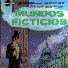 Cómics: VALERIAN AGENTE ESPACIO-TEMPORAL: MUNDOS FICTICIOS (TOMO NÚMERO 6). Lote 30190925