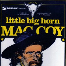 Cómics: .MAC COY # 8 LITTLE BIG HORN (GRIJALBO). Lote 30293281