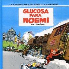 Cómics: LAS AVENTURAS DE SPIROU Y FANTASIO DE FOURNIER Nº 34 - GLUCOSA PARA NOEMÍ - GRIJALBO 1993. Lote 30317765