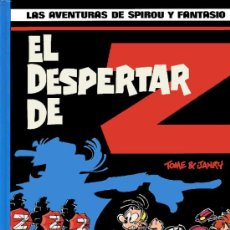 Cómics: LAS AVENTURAS DE SPIROU Y FANTASIO DE TOME & JANRY Nº 23 - EL DESPERTAR DE Z - GRIJALBO 1990. Lote 30318011