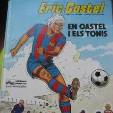 Cómics: ERIC CASTEL. Nº 1 EN CASTEL I ELS TONIS. 1983. EN CATALÁ.. Lote 31229040