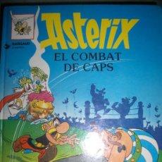ASTERIX EL COMBAT DE CAPS