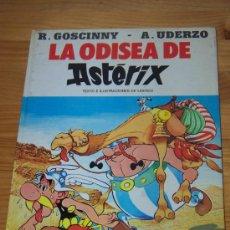 LA ODISEA DE ASTERIX GRIJALBO 1981