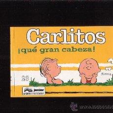 Cómics: CARLITOS Nº 26 QUE GRAN CABEZA, / AUTOR: SCHULZ. Lote 30524471
