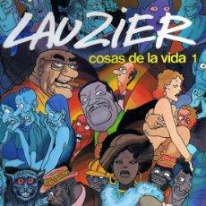 Fumetti: LAUZIER - COSAS DE LA VIDA 1. Lote 30524493