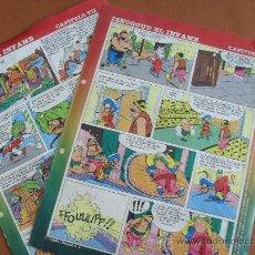Cómics: IZNOGOUD EL INFAME CAPÍTULOS II Y VII -- COLECCIONABLES GRIJALBO/DARGAUD. Lote 30638861