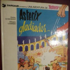 Cómics: ASTERIX GLADIADOR. GRIJALBO. Lote 30780566