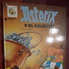 Cómics: ASTÉRIX Y EL CALDERO. GRIJALBO. Lote 30780623