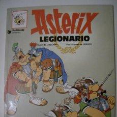 Comics : ASTÉRIX Nº 9. ASTÉRIX LEGIONARIO. GRIJALBO, 1996. RÚSTICA.. Lote 30826057