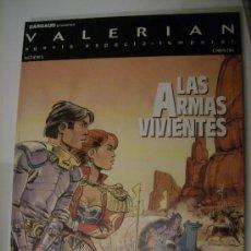 Cómics: VALERIAN Nº 14. LAS ARMAS VIVIENTES. GRIJALBO, 1990. CARTONÉ.. Lote 30826336
