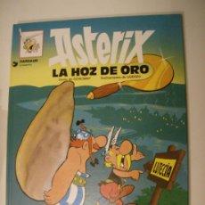 Cómics: ASTÉRIX Nº 3. LA HOZ DE ORO. GRIJALBO, 1993. CARTONÉ.. Lote 30826588