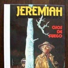 Cómics: JEREMIAH 4 - OJOS DE FUEGO - HERMANN - TAPA DURA - JUNIOR GRIJALBO. Lote 30772156