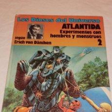 Cómics: LOS DIOSES DEL UNIVERSO Nº 2 ATLANTIDA - JUNIOR - GRIJALBO. Lote 30887676