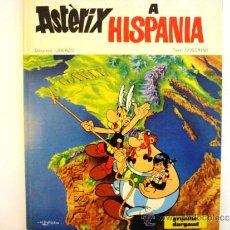 Cómics: ASTERIX A HISPANIA. Lote 30893154