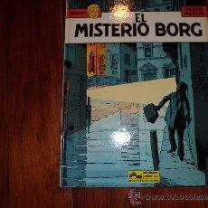 Cómics: LEFRANC Nº 3 EL MISTERIO BORG JAQUES MARTIN. Lote 31126005