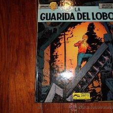 Cómics: LEFRANC Nº 4 LA GUARIDA DEL LOBO JAQUES MARTIN. Lote 31126027