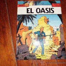Cómics: LEFRANC Nº 7 EL OASIS JAQUES MARTIN. Lote 31126058